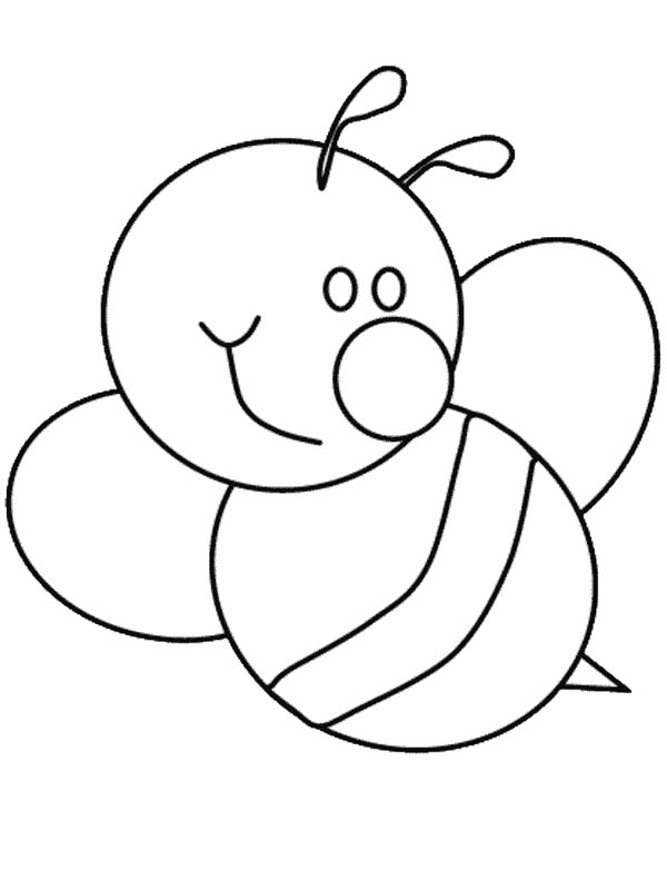 desenhos de abelhas para imprimir e colorir animais para clipart freebies bee clipart free black and white